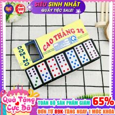 Bộ đồ chơi cờ Domino bằng nhựa ✓Giá rẻ ✓Boardgame ✓ trò chơi gia đình ✓ trò chơi bạn bè ✓ Phát Huy Hoàng