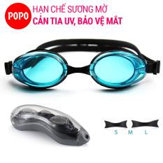 Kính bơi người lớn cho nam nữ 1153 mắt kiếng bơi kính bơi nam nữ phù hợp cho bé, cho trẻ em trên 6 tuổi