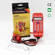 Bộ test điện thoại tổng đài nội bộ NF-866 hãng Noyafa. BH 12 tháng