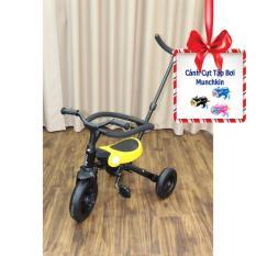 Xe 3 bánh Nadle SL-A2 cho bé từ 1 tuổi (không có khung bảo vệ)