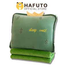 Gấu bông Hafuto | Gối mền trái cây vuông quà tặng cho bạn gái | đồ chơi trẻ em