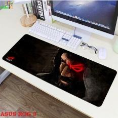 Miếng lót chuột in logo Asus ROG 800*300*4mm