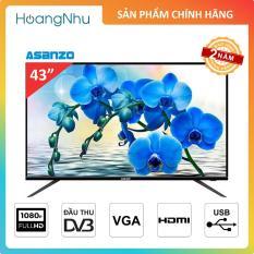 TV LED Asanzo 43AT500 / 43AT520 43 inch Full HD Tích hợp bộ thu KTS DVB-T2