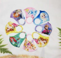(Combo 8 cái) Mask – Khẩu trang chống bụi kháng khuẩn đi đường cho bé – H&N