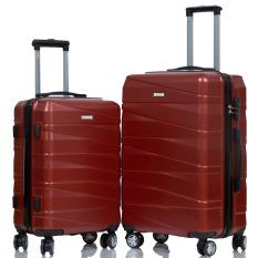 Vali B161 SIZE 24/COMBO(20+24), nhựa ABS+PC chống bể/ trày xước, kho trung tâm TPHCM- VINALUG