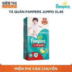 Tã quần Pampers Jumpo XL48