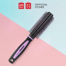 Lược chải tóc xoăn S9516 Miniso Round Brush for Curly Hair, Ramdom Pick
