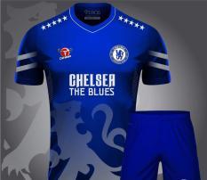 Bộ Quần Áo Bóng Đá CLB Chelsea The Blues [ NH ]