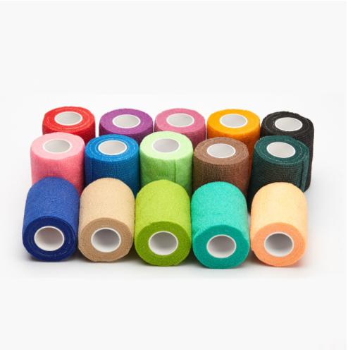 Băng Cuốn Khớp Chống Chấn Thương, Vải Tự Dính, Phụ Kiện y tế thể thao – Khổ 5cm
