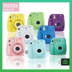 Máy ảnh chụp lấy ngay Fujifilm Instax Mini 9 – Chính Hãng – Tặng 1 Hộp Film 10