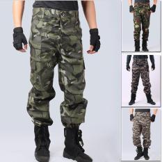 Quần Lính mỹ túi hộp rằn ri – quần chiến thuật Lính đi phượt