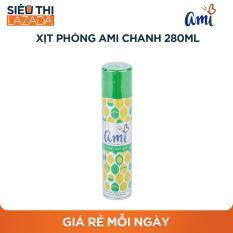 Xịt phòng Ami Chanh 280ml