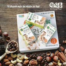 Sữa bầu Vegemil Hàn Quốc 190ml (thùng 16 hộp)
