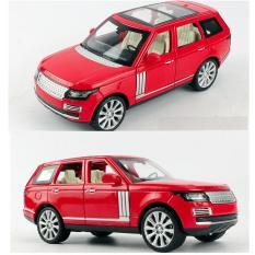 [Nhập ELJAN11 giảm 10%, tối đa 200k, đơn từ 99k]Xe mô hình tĩnh Land Rover – Ranger Rover tỉ lệ 1:24 khung hợp kim chắc chắn màu Đen/Đỏ