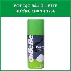 Bọt cạo râu Gillette Hương Chanh 175g