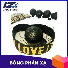Bóng Phản Xạ Võ Thuật – Boxing Ball Headband