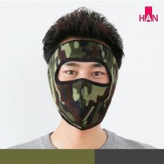 Khẩu trang ninja vải lót nỉ che kín mặt trán chống nắng chống bụi nhiều màu thích hợp cho cả nam và nữ – Khau trang ninja lot ni che kin mat tran chong nang chong bui