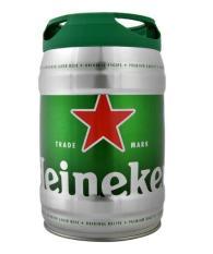 Bia bơm Heineken 5L