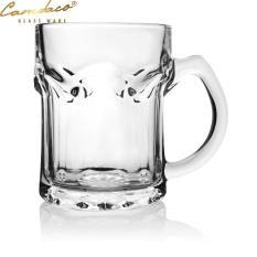 Bộ 6 Ly Cốc Thủy Tinh 332 Uống Bia Có Quai 355ML CAMDACO GLASS WARE PCD10004