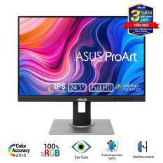Màn hình máy tính Asus ProArt PA248QV 24.1 inch IPS FHD – Chuyên Đồ Họa