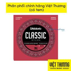 Dây Đàn Guitar Classic (Guitar cổ điển) D'Addario EJ27N (Dây Nylon) – Việt Hoàng Phong