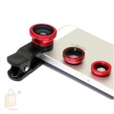 Lens Chụp Hình Điện Thoại 3 Trong 1 Hỗ trợ Chụp Hình LiveStream (Xả Kho)