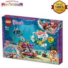 MY KINGDOM – Tàu Ngầm Giải Cứu Cá Heo LEGO 41378