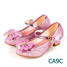 Giày cao gót công chúa xinh cho bé gái