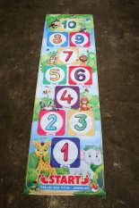 Thảm vận động đa năng Jumping Mat tích hợp 4in1 (size 0,6x2m) giúp bé năng động, phát triển tư duy