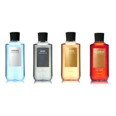 [USA] Sữa Tắm Gội Cao Cấp 2in1 dạng gel Bath & Body Works men 295ml Noir, Amber, Paris, Citrus, Bourbon, Suede – Mỹ