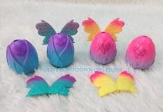 Combo 2 Trứng HATCHIMALS kèm cánh Thiên thần WiderWings – Đồ chơi VNXK – Hatchimals VNXK
