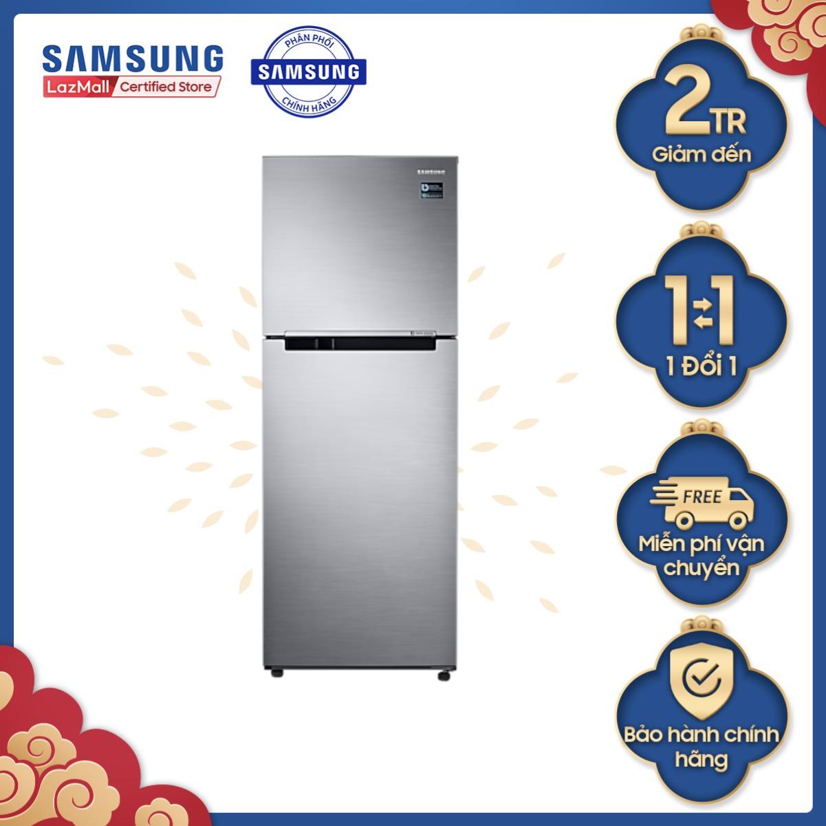 Tủ lạnh Samsung hai cửa Twin Cooling Plus 308L (RT29K5012S8)