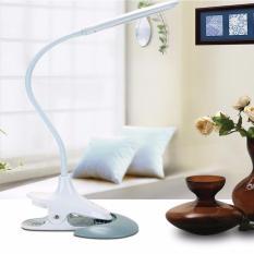 Đèn LED để bàn thông minh KM-S059 (Trắng)