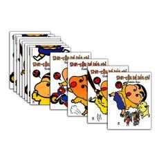 Combo 5 quyển truyện tranh Shin cậu bé bút chì – đuợc chọn tập