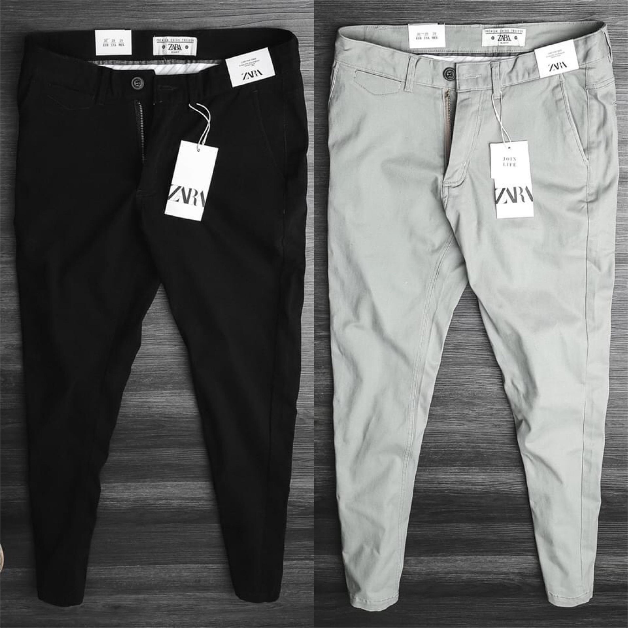 [Lấy mã giảm thêm 30%](có big size) quần kaki dài nam dáng đẹpco dãn 8 mầu lựa chọn-007fashion
