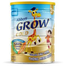 SỮA ABBOTT GROW GOLD 3+ LON 1700G