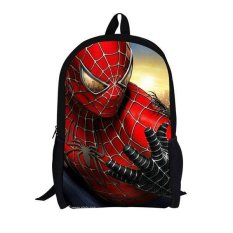 Ba lô 2 ngăn cho bé trai Marvel Spiderman