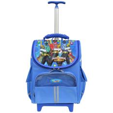 Ba lô kéo bé trai Tomi 8C (Xanh dương)