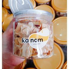 Bánh Hạnh Nhân Ngàn Lớp Kanom Thái Lan (Hũ 100 gam)