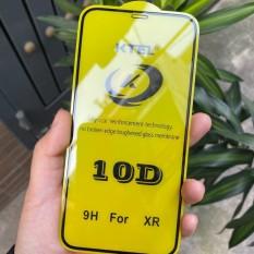 Kính Cường Lực iphone 10D Full Màn Hình Dành Cho Iphone [6/6S 6Plus/6splus 7/8 7plus/8plus X/Xs Xsmax] độ cứng 9H+ siêu bền – 2 màu đen, trắng