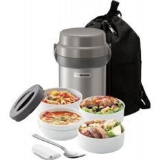 Hộp đựng thực phẩm giữ nhiệt Zojirushi ZOCM-SL-JAF14-HG Inox