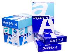 Giấy A4 Double A 70 gsm chất liệu giấy cao cấp đạt chuẩn thích hợp dùng trong văn phòng trường học