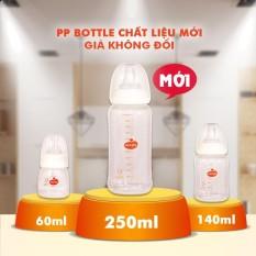Bình sữa Wesser Nano silver cổ hẹp 60ml – 140ml – 250ml cam kết sản phẩm đúng mô tả chất lượng đảm bảo