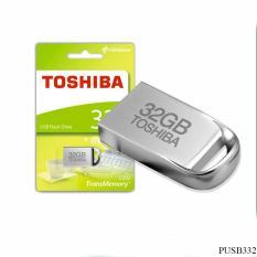 USB Toshiba 4GB/8GB/16GB/32GB mini vỏ nhôm chống nước-đủ dung lượng
