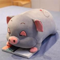 [HEO MẬP 40CM+ SIÊU MỀM MẠI] Gấu bông heo hồng, heo nhồi bông, gấu nhồi bông heo lười mắt hồng, thú nhồi bông hình con heo, gối ôm hình heo, gấu bông ôm heo mắt híp, gấu bông hình lợn, lợn nhồi bông, gấu bông lợn mắt hồng