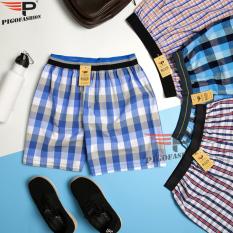 Quần Đùi Ngủ Pigo Fashion Thể Thao Mặc Nhà Lưng Thun Siêu Mát Mẻ Qdn03-09 (Nhiều Màu)