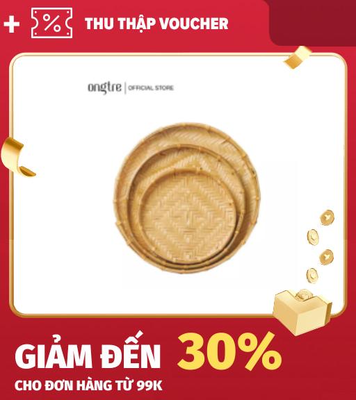 Mẹt tre thủ công, Size: 20cm-60cm (ẩm thực cổ truyền) | ongtre® (Vietnam)