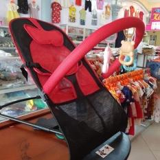 Ghế nhún ghế rung ❤️ cho bé ❤️ có gối, thanh treo và đồ chơi