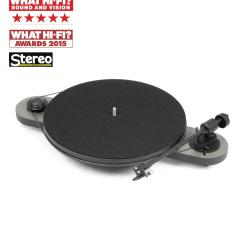 Pro-Ject Elemental Phono USB Turntable đen