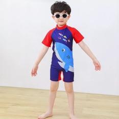 Bộ bơi liền bé trai Shark